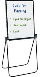 Picture of a portable whiteboard